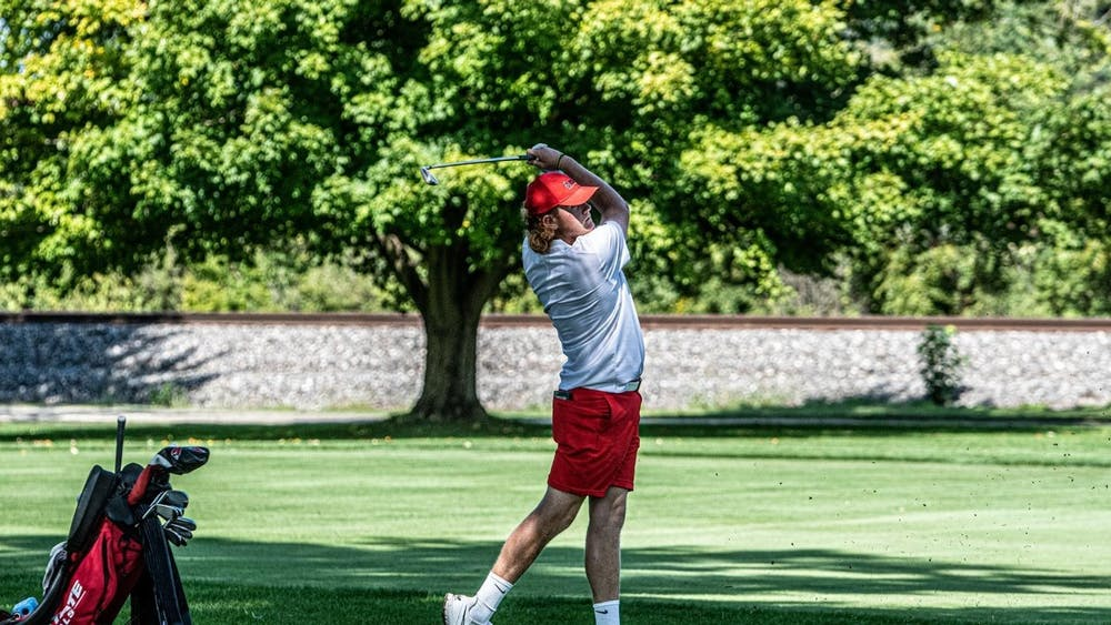 The key of resiliency: After a strong start to his collegiate career, Kash Bellar keeps a competitive nature at his forefront.