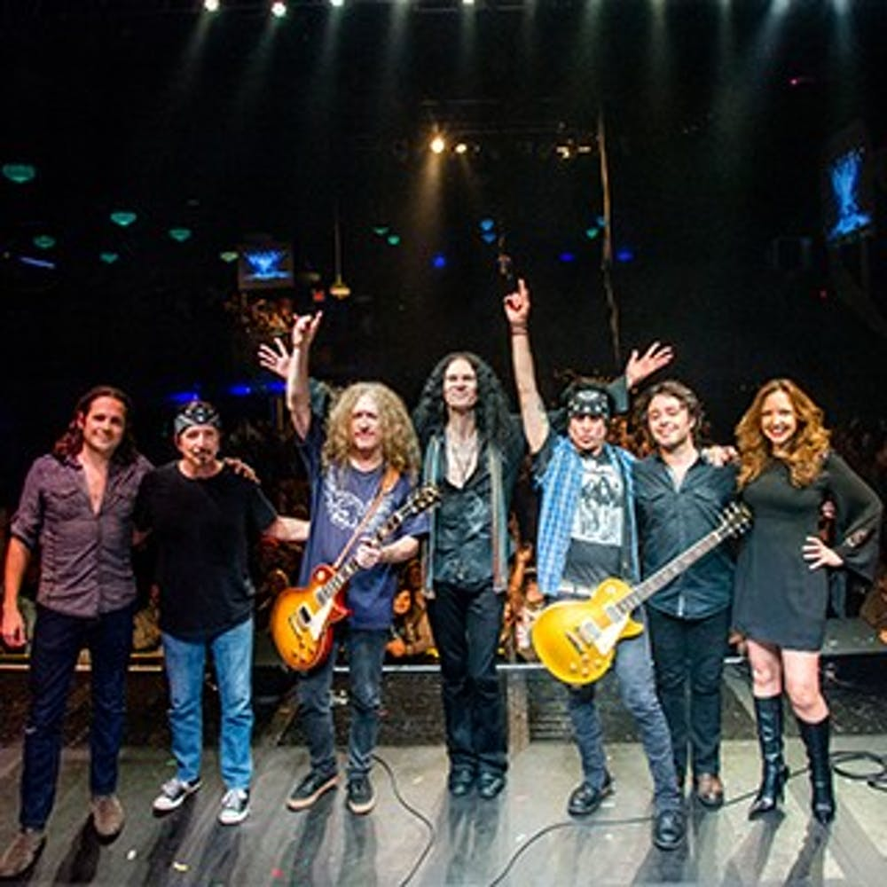 """<p>Get the Led Out: The American Led Zeppelin, is a group of professional musicians who pay tribute to the 1960s English rock band """"Led Zeppelin.""""&nbsp;The group will perform at Emens Auditorium on February 24th at 7:30 p.m.&nbsp;Ball State // Photo Courtesy</p>"""