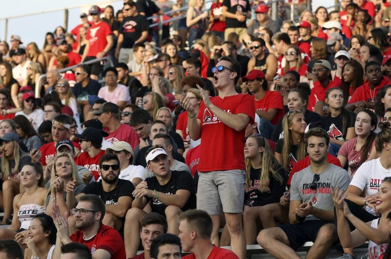 Weekend in sports: Football opens up season with win, volleyball records second sweep