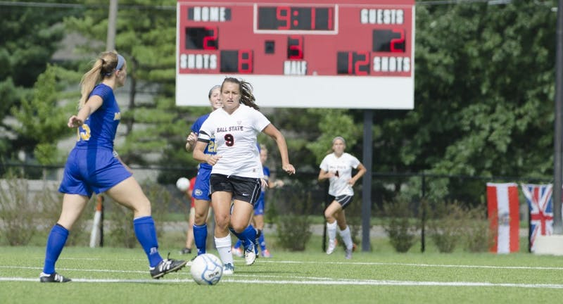 SOCCER: Cardinals look forward to Navy Tournament