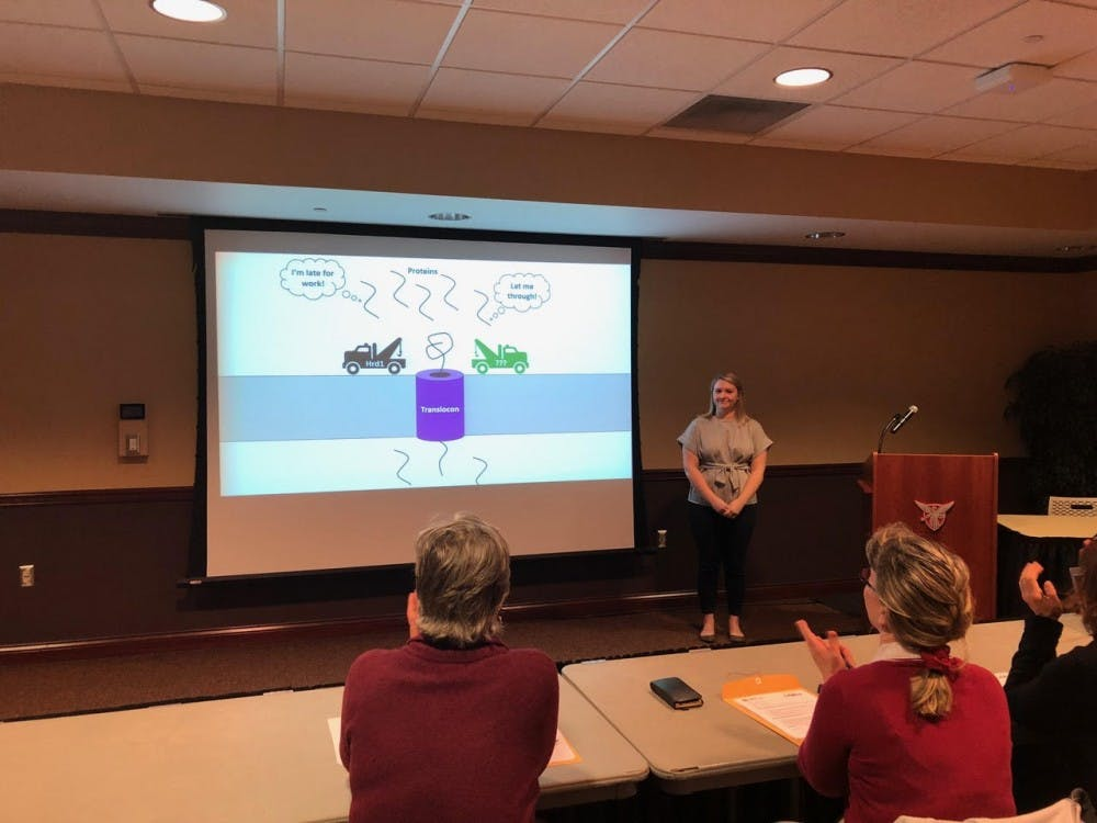 Ball State's graduate school hosts 3MT competition