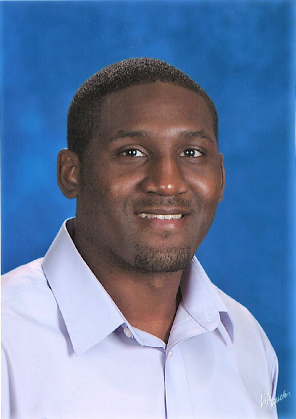 <p>Jeff Holloway, Muncie Central High School&#x27;s new athletic director, graduated from Muncie Central High School in 1994. He was on the 1993-94 boys&#x27; basketball team that competed in a semi-state game. <strong>Andy Klotz, Muncie Community Schools, Photo Provided</strong></p>
