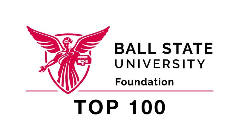 The Top 100 Students Awards is a new program the Ball State Foundation is introducing to juniors and seniors this school year. The awards are based off similar programs at IUPUI and Butler. Brittney Grim, Photo Provided