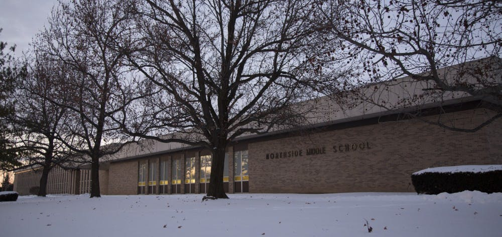 <p>An amendment to House Bill 1315 proposed by Rep. Tim Brown (R-Crawfordsville) would allow Ball State to add board members to the Muncie school board. <strong>Kaiti Sullivan, DN File</strong></p>