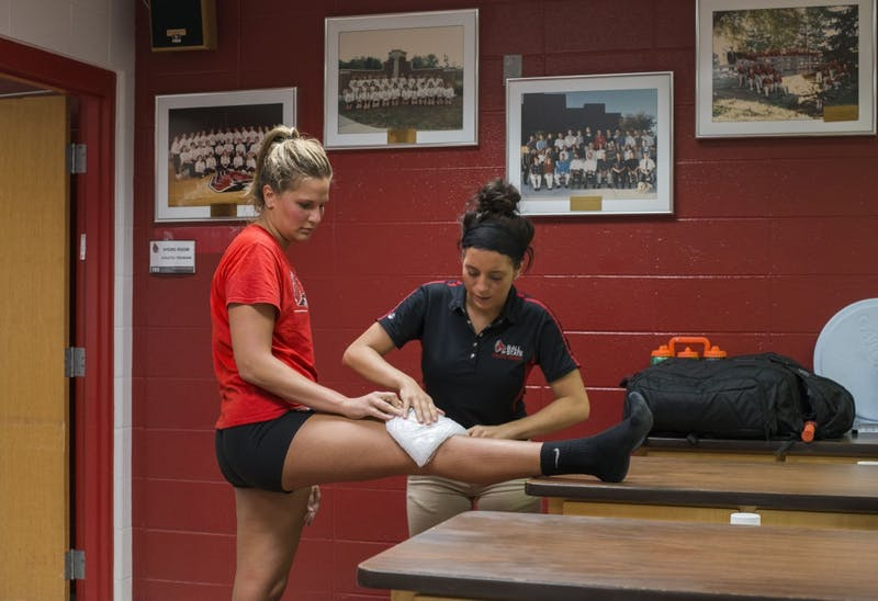 Sports injuries impact more than just physical part of sport