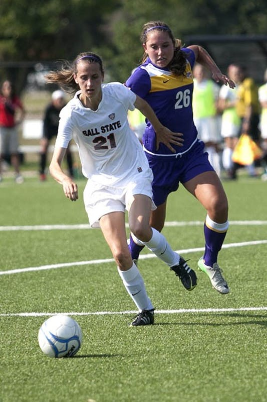 SOCCER: Freshmen key as Ball State soccer moves to 2-0