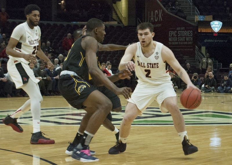 Ball State's MAC quarterfinal loss to Kent State characterizes season