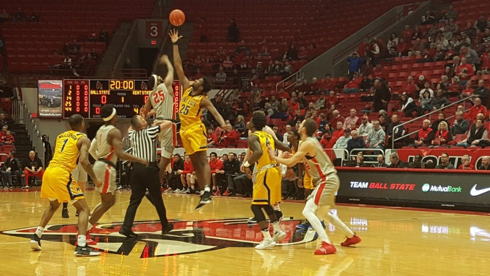 Ball State Men's Basketball drops 5th MAC game by single digits