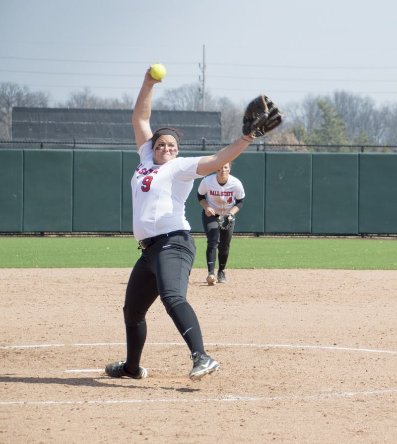 Ball State softball looks to come back after uncharacteristic weekend