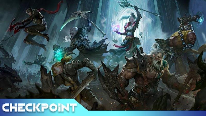 Blizzard Booed After Diablo Immortal Announcement | Checkpoint
