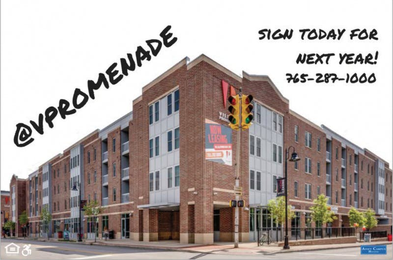 Village Promenade is the Best Apartments Muncie Has to Offer!