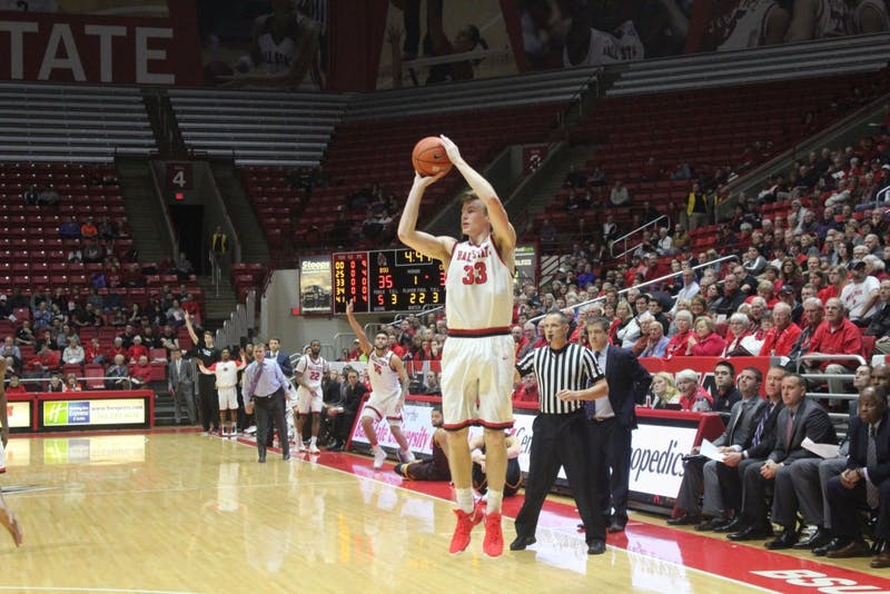 RECAP: Ball State men's basketball vs. Akron