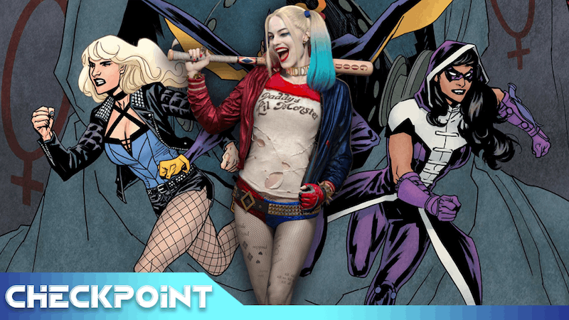 New Harley Quinn Title Causes Backlash | Checkpoint