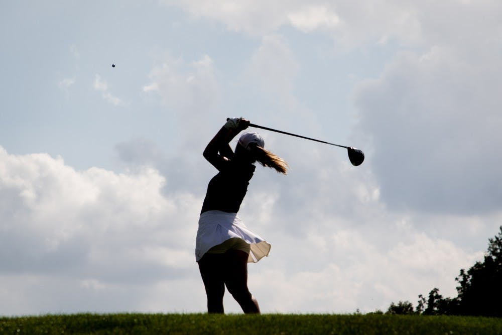 <p>Ball State Women's Golf hosted their annual Cardinal Classic golf outing Sept. 16, 2019, at the Players Club at Woodland Trails in Yorktown, Ind. The Cardinals ended the two-day tournament first out of 11 teams. <strong>Eric Pritchett, DN</strong></p>