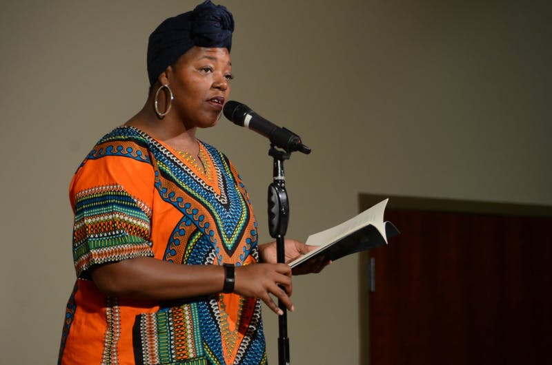 Mahogany L. Browne uses poetry as activism