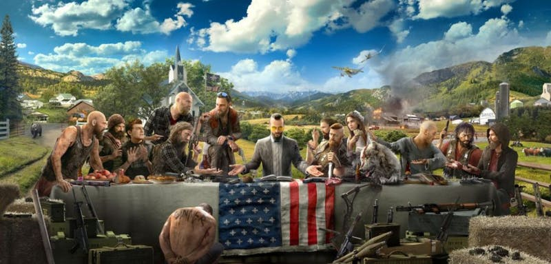 'Far Cry 5' is a gorgeous, entertaining, but slightly bumpy romp through the mountainside
