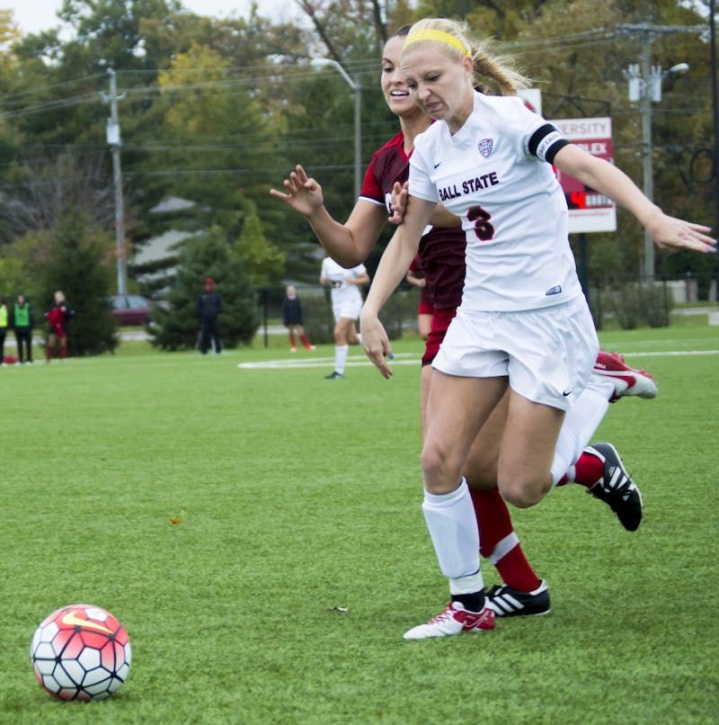 Ball State soccer drops emotional MAC quarterfinal to Northern Illinois