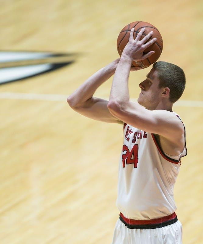 RECAP: Ball State men's basketball vs. Central Michigan
