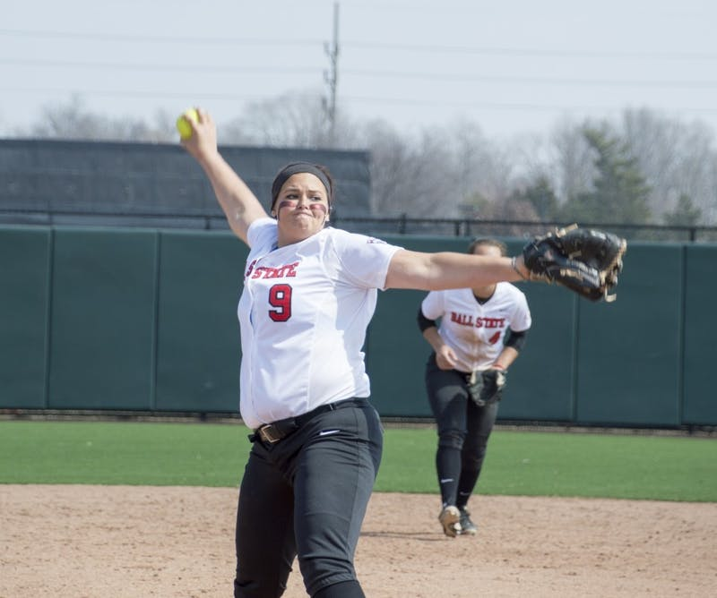 Errors cost the Cardinals as softball drops its 1st game to Buffalo
