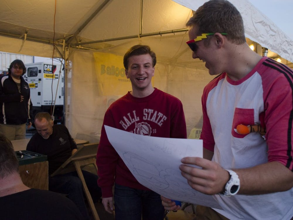 The 11th annual Late Nite Carnival was from 7 p.m. until 1 a.m. April 11 in the C1 commuter lot.