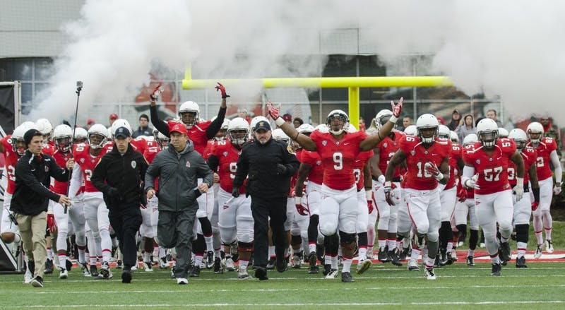 Ball State football prepares for road match against Ohio