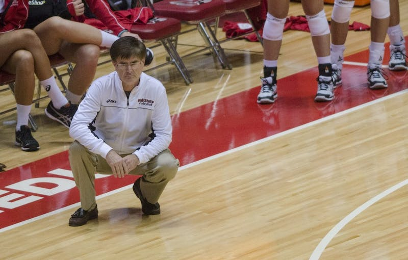 Ball State to honor Steve Shondell prior to volleyball match against IUPUI