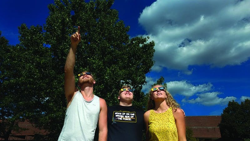 UPDATE: University gives away all free eclipse glasses