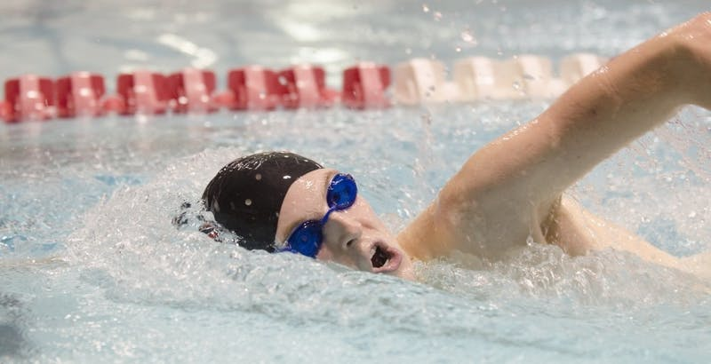 RECAP: Ball State men's swim and dive vs. Eastern Illinois