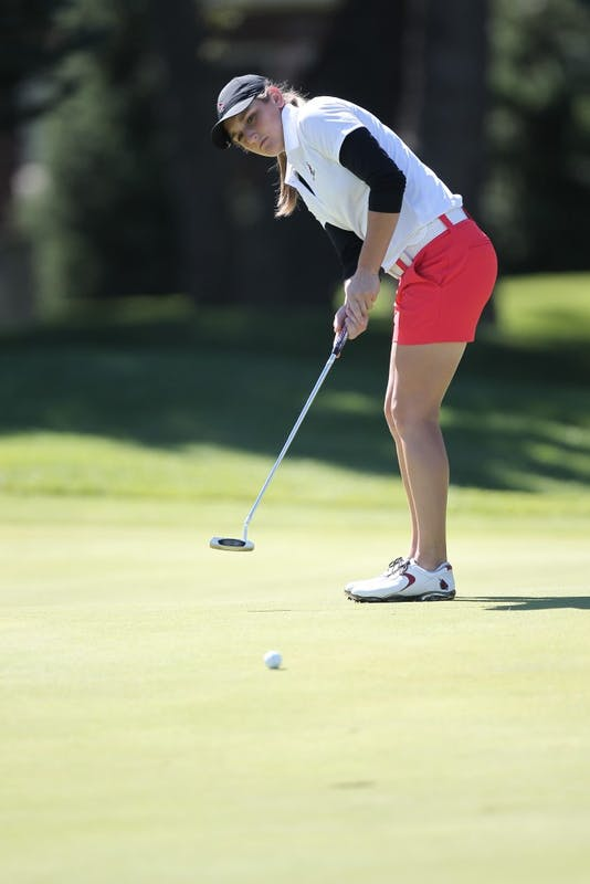 Women's golf finishes in 6th at UC Bearcats Fall Classic