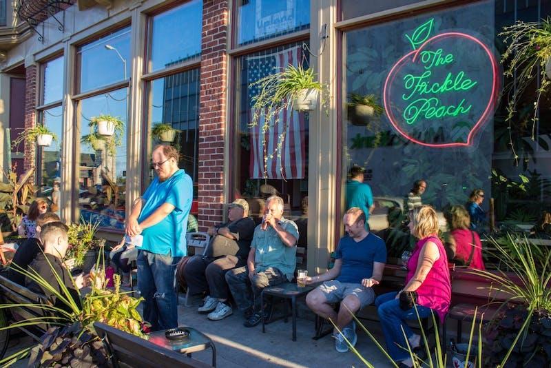 Muncie Origins: Fickle Peach offers laid-back bar experience