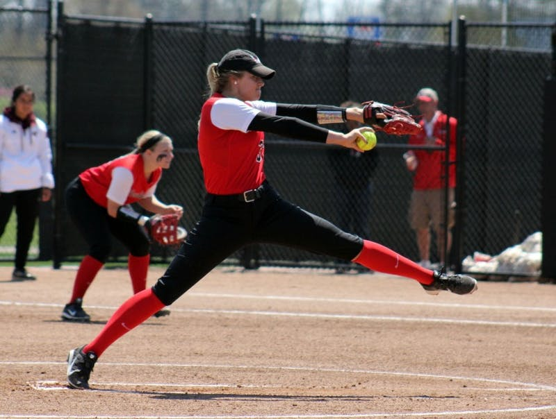 Ball State softball falls to Saint Francis