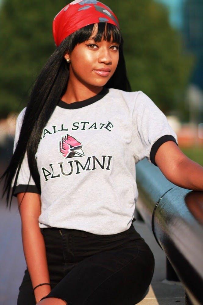 Photo Provided Rebekah Gaillard, Ball State Aluma Class of 2017.
