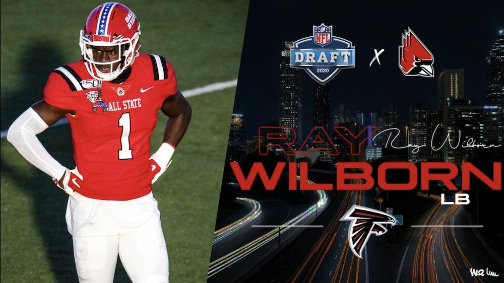 Wilborn to join the Atlanta Falcons