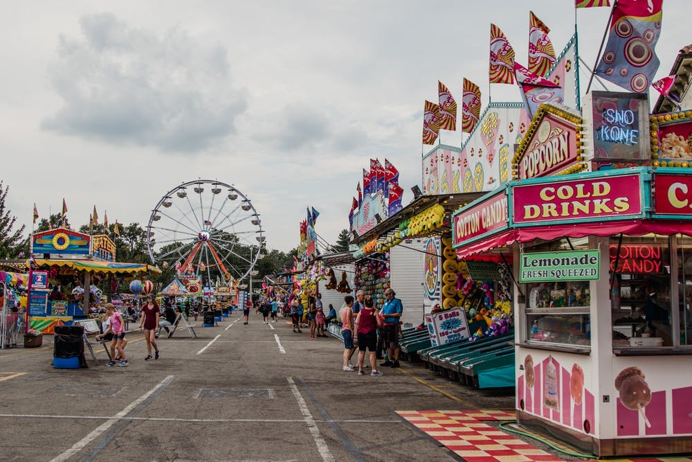 <p>The 2020 Indiana State Fair has been canceled. However, a modified State Fair 4-H Livestock Show with additional activities that will be held on the State Fairgrounds in August. <strong>Reagan Allen, DN File</strong></p>