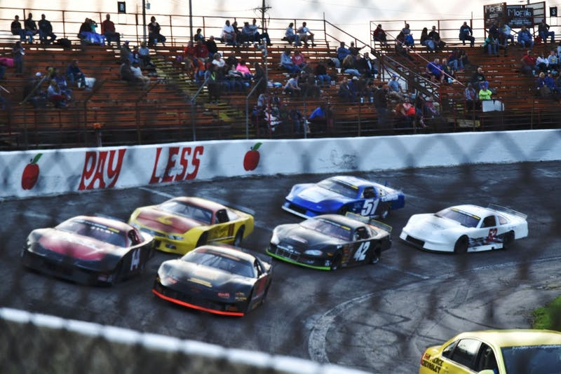 Anderson Speedway drivers discuss passion for racing