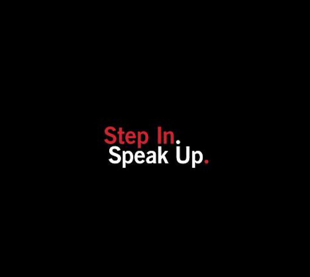 Step In. Speak Up. to host event to bring awareness surrounding men, sexual assault