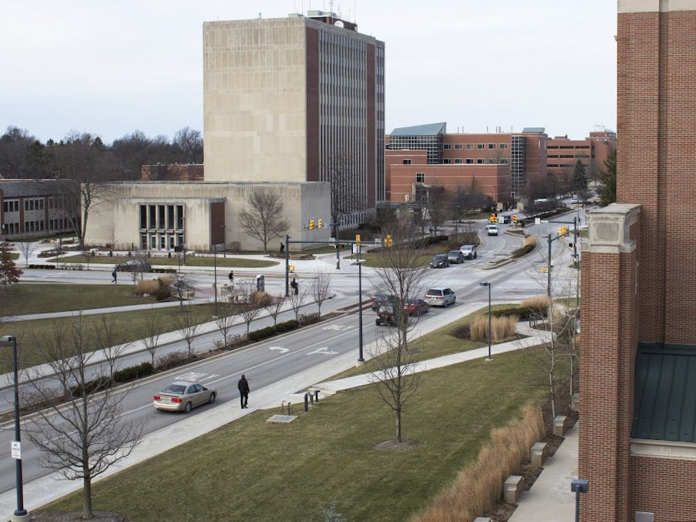 The Indiana Commission for Higher Education recommended a$135 million appropriation for Ball State's 2017-18 school year. The recommendation is 6 percent higher than the $126 million Ball State received for the current school year.Grace Ramey // DN