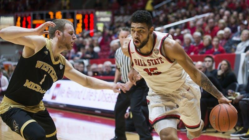RECAP: Ball State men's basketball  vs. Western Michigan