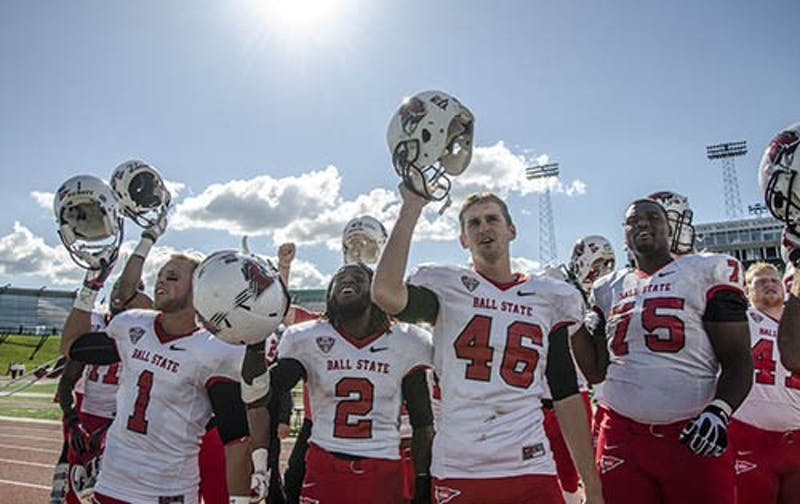 CUT TO THE CHASE: Why Ball State football was better than its record