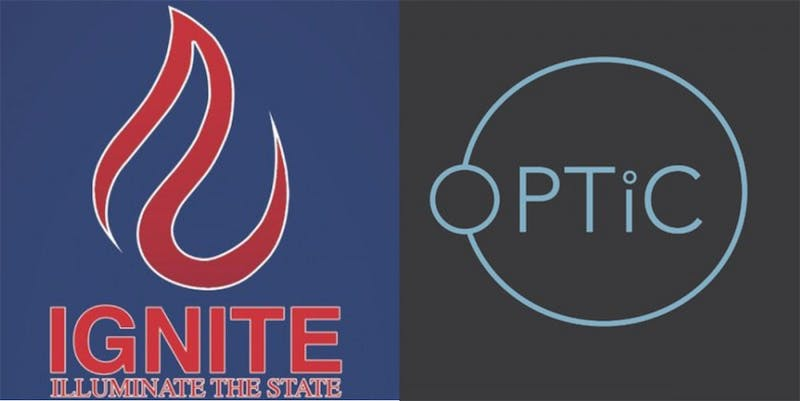 IGNITE and OPTiC: Letters to Ball State