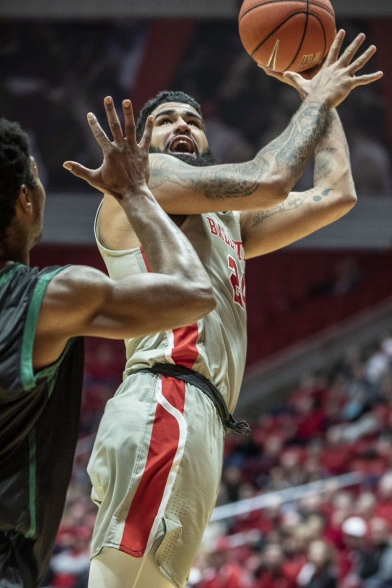 4 takeaways from Ball State Men's Basketball's loss to Bowling Green