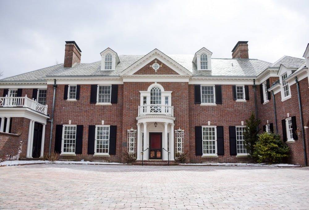 The Bracken House, where each Ball State president has lived since 1998, was recently renovated for the first time in nearly 20 years. Kaiti Sullivan, DN File