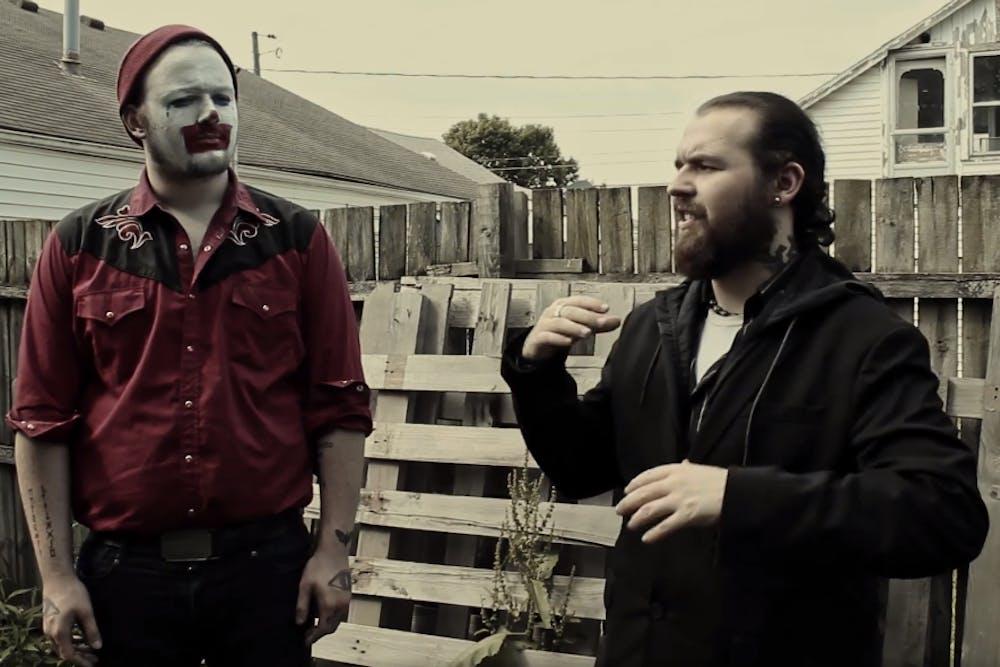 Ball State alumnus, friends create award-winning mockumentary 'Smokestack'