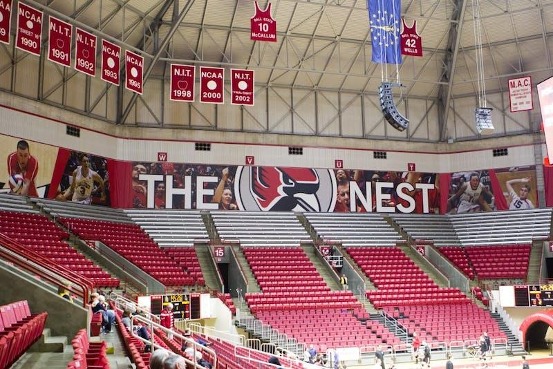 Worthen Arena turns 25