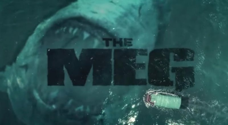 'The Meg' is a Meg-cellent movie
