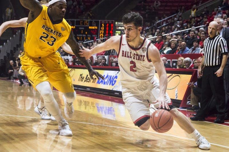 RECAP: Ball State men's basketball vs. Toledo