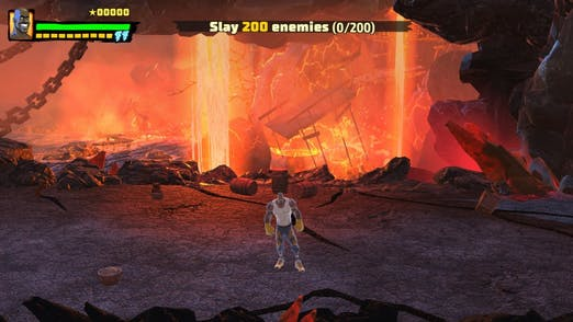 """Shaq Fu: A Legend Reborn"""" lives up to the quality of the"""
