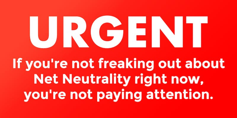 How repealing net neutrality will affect you and everything you love