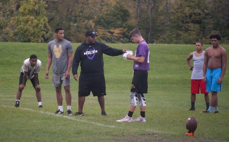 Ball State football alumnus fulfills dreams as Muncie Central head coach