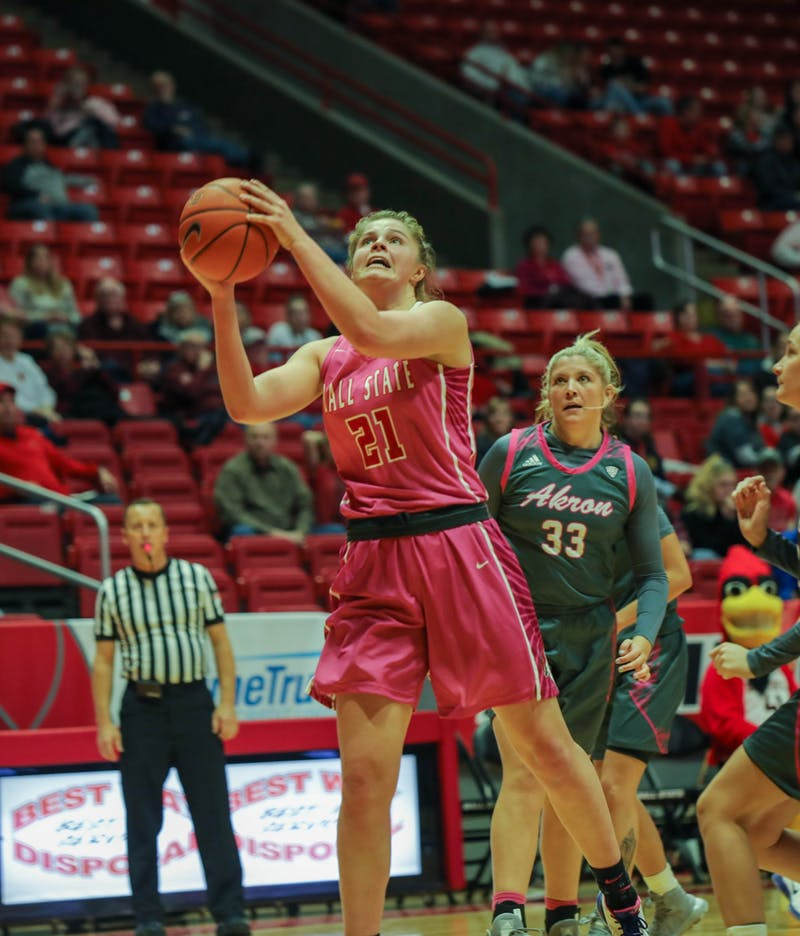 Ball State comes out on top in slugfest against Toledo